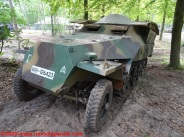 15 Sdkfz 251-7 Militracks 2019