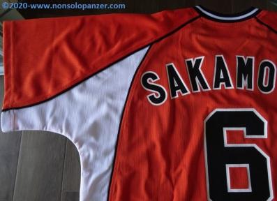 19 Sakamoto Blouse - Tokyo Giants
