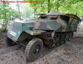 20 Sdkfz 251-7 Militracks 2019