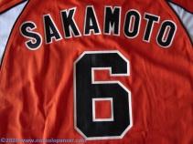 21 Sakamoto Blouse - Tokyo Giants