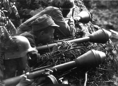 23 Panzerfaust Storical