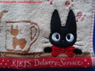 24 Kiki Delivery Service Towel Set