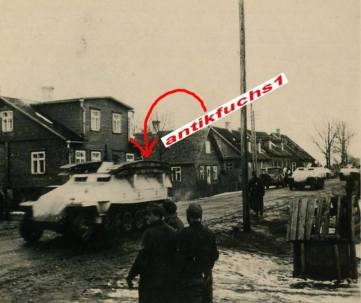 25 Sdkfz 251-7 Storical