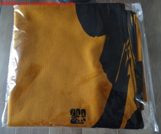 01 Yellow Noren