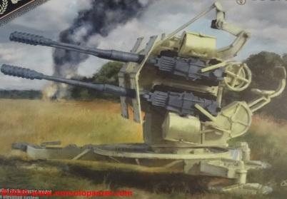 03 Flakvierling 103-38 Das Werck