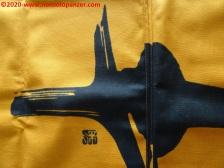 20 Yellow Noren