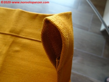 22 Yellow Noren