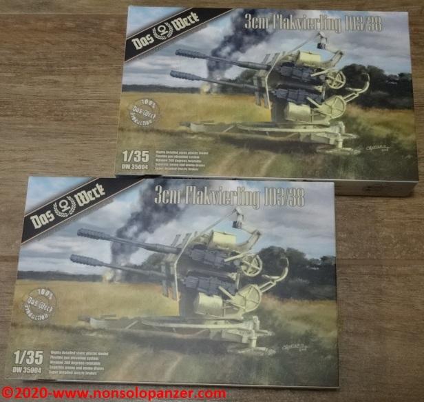 29 Flakvierling 103-38 Das Werck