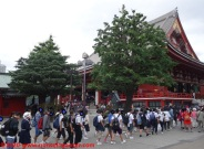 34 Asakusa - Senso-ji Shrine