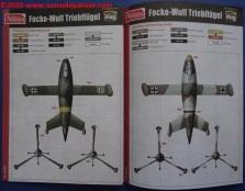 34 Focke-Wulf Triebflugel Amusing Hobby
