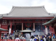 35 Asakusa - Senso-ji Shrine