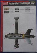 35 Focke-Wulf Triebflugel Amusing Hobby