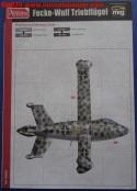 36 Focke-Wulf Triebflugel Amusing Hobby