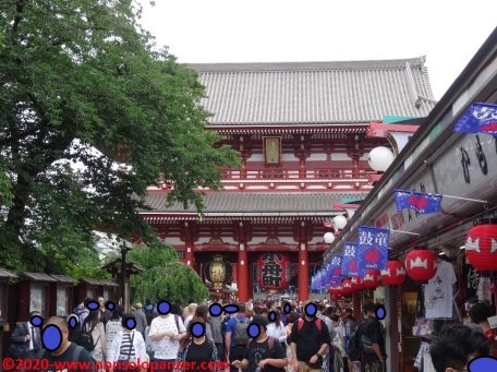 38 Asakusa - Senso-ji Shrine