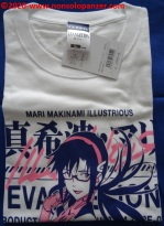03 Mari Makinami Illustrious T-Shirt Cospa