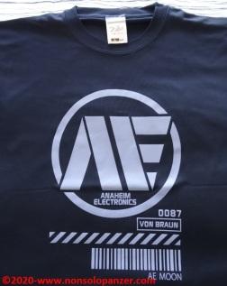08 Anaheim Electronics T-Shirt - Cospa
