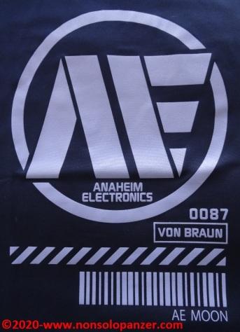 14 Anaheim Electronics T-Shirt - Cospa
