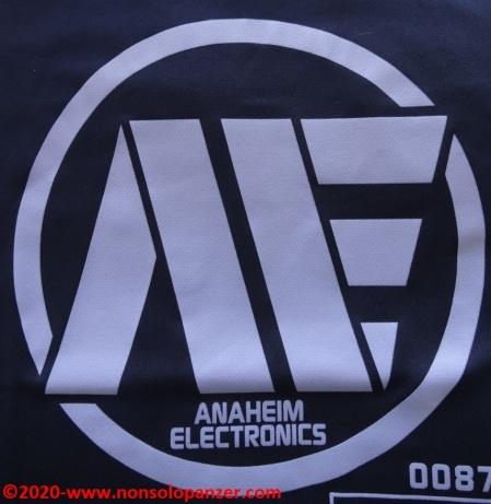 15 Anaheim Electronics T-Shirt - Cospa