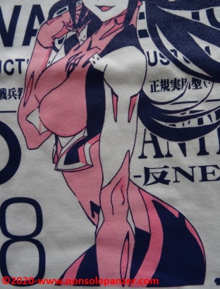 15 Mari Makinami Illustrious T-Shirt Cospa