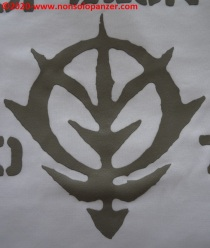 16 Principality of Zeon EAF - T-Shirt Cospa