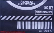 21 Anaheim Electronics T-Shirt - Cospa