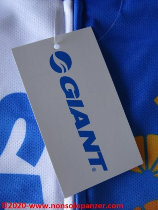 07 Shimanami Kaido Sport Jersey - Imabari Giant