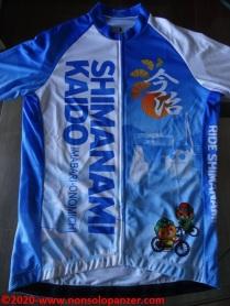 09 Shimanami Kaido Sport Jersey - Imabari Giant