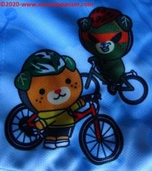 14 Shimanami Kaido Sport Jersey - Imabari Giant