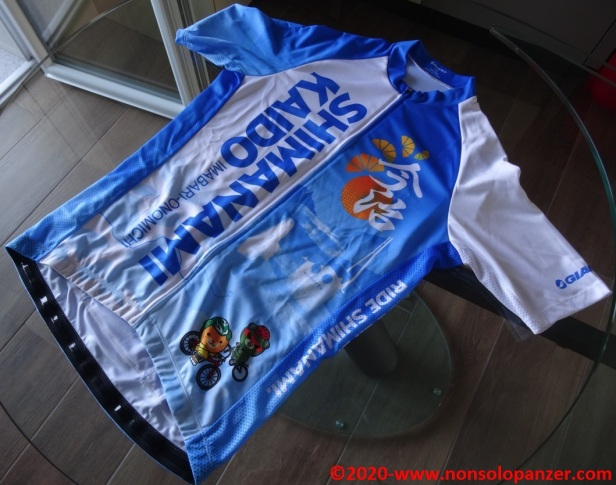 28 Shimanami Kaido Sport Jersey - Imabari Giant